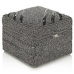 Jacques Vert - Beaded Jewellery Box