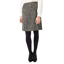 Precis - Jeff Banks Tweed Skirt