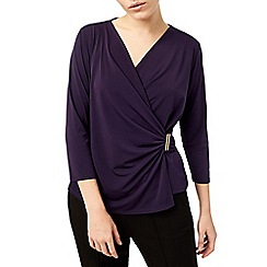 Eastex - Trim Detail Wrap Top