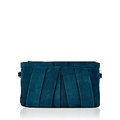 Jacques Vert - Suede Clutch Bag