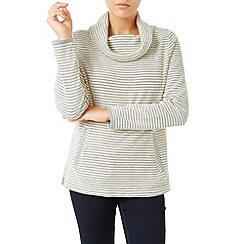 Dash - Textured Cowl Neck Top