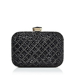Jacques Vert - Stone Embellished Box Bag