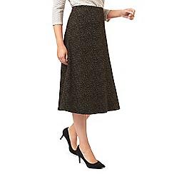 Eastex - Two Tone Panel Skirt