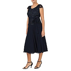Jacques Vert - Soft Fit And Flare Dress