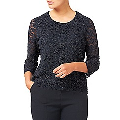 Eastex - Glitter Lace Top