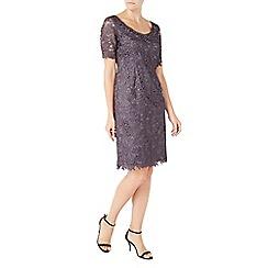 Jacques Vert - Leaf Lace Dress