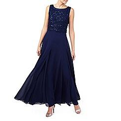 Jacques Vert - Long Carwash Lace Dress