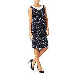 Jacques Vert - Spot Crepe Dress