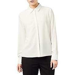 Eastex - Long Sleeve Collar Blouse