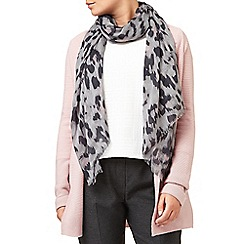 Eastex - Abstract Animal Print Scarf