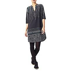 Dash - Nothern Lights Print Dress