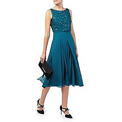 Jacques Vert - Floating Bodice Chiffon Dress