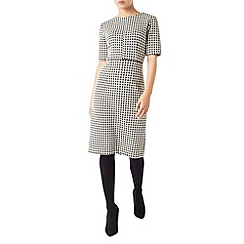 Precis - Jade Jersey Check Dress