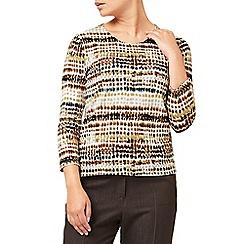 Eastex - Palette Stripe Jersey Top