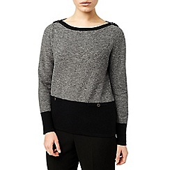 Eastex - Colour block jumper