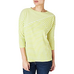 Dash - Cutabout stripe top