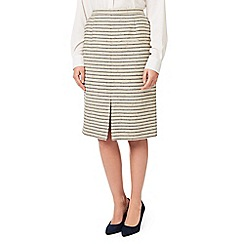 Eastex - Summer tweed pencil skirt