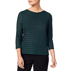 Eastex - Shimmer squares top