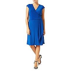 Jacques Vert - Waterfall Detail Jersey Dress
