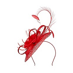 Jacques Vert - Woven flower fascinator