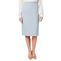 Eastex - Melange pencil skirt