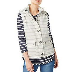 Dash - Stripe gilet neutral