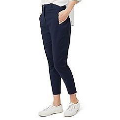 Dash - Navy 7/8th stretch trouser