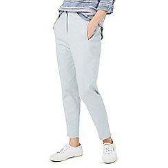 Dash - Grey 7/8th stretch trousers