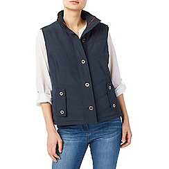 Dash - Navy padded gilets