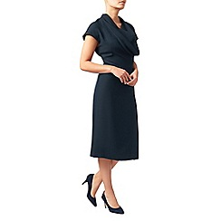 Eastex - Drape neck dress