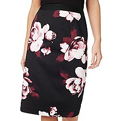 Precis - Dana Printed Pencil Skirt