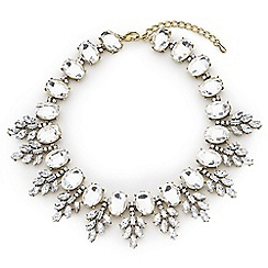 Jacques Vert - Crystal Stone Necklace