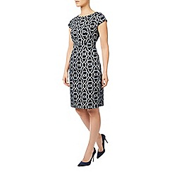 Eastex - Rope print dress