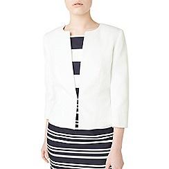 Precis - White denise ottoman jacket