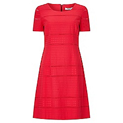 Precis - Emilie coral lace dress