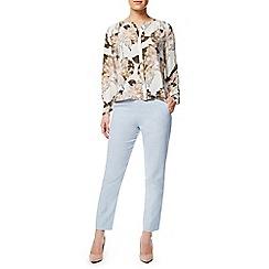 Eastex - Peony print blouse
