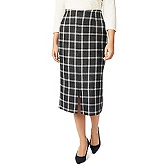 Eastex - Check Pencil Skirt