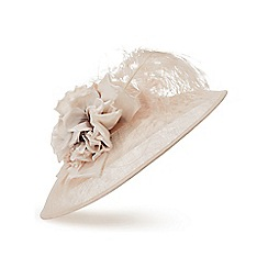 Jacques Vert - Two tone flower hat