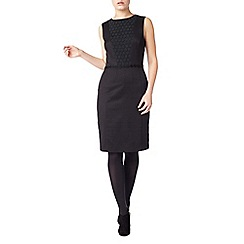 Precis - Marlisa Texture Broidery Dress