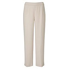 Jacques Vert - Petite straight leg trouser