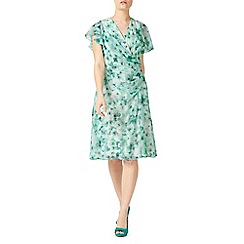 Jacques Vert - Petite printed soft dress