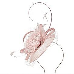 Jacques Vert - Pale pink flower veil disc