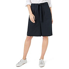 Dash - Tencel tie shorts