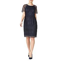 Jacques Vert - Petite spot lace dress