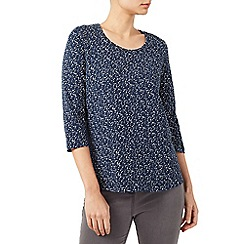 Dash - Twinkle Texture Jersey Top