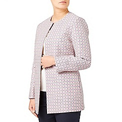 Eastex - Square stitch jacquard jacket