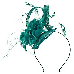 Jacques Vert - Petite feather fascinator
