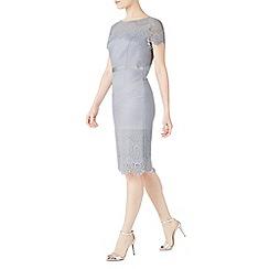 Precis - Silver della shimmer dress