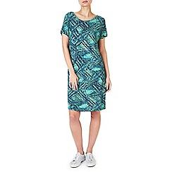 Dash - Impressionist print dress