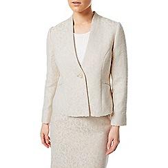 Eastex - Floral Jacquard Jacket